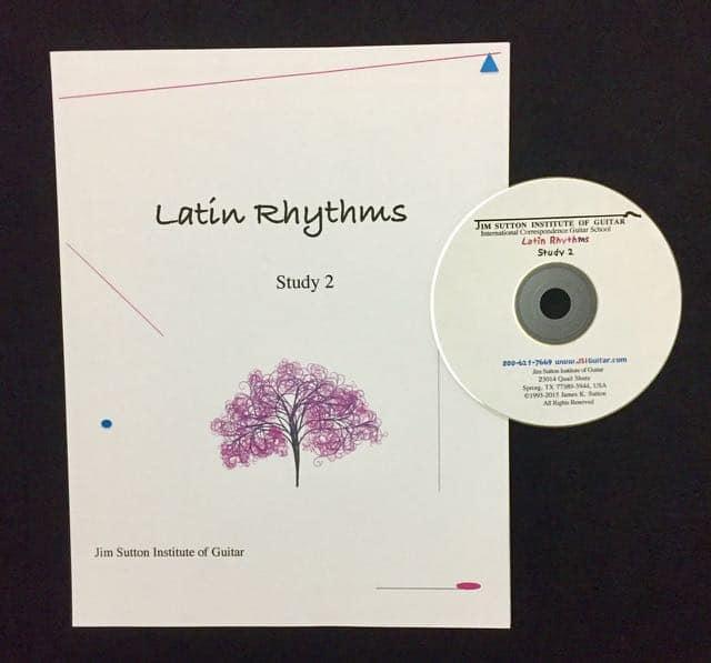 Latin Rhythms Study 2